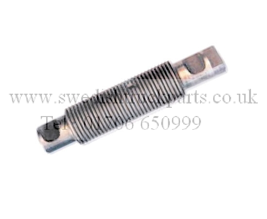 volvo front of front spring pin 16
